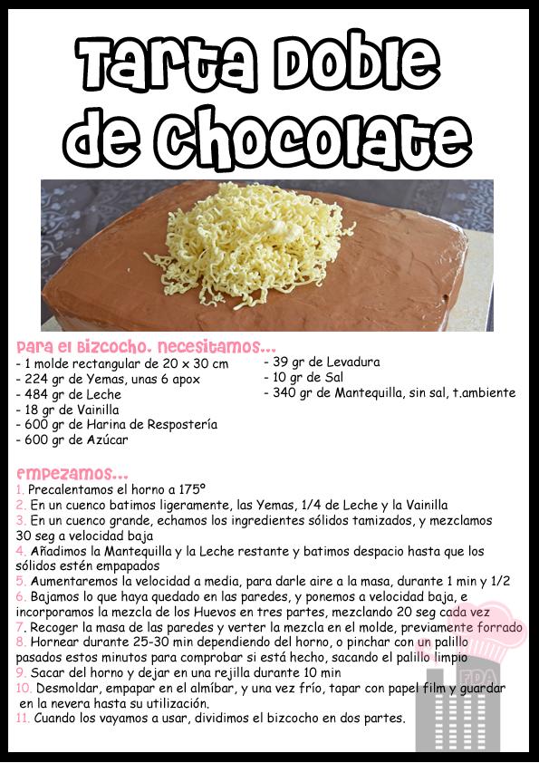 201403 10 Tarta Chocolateada 4