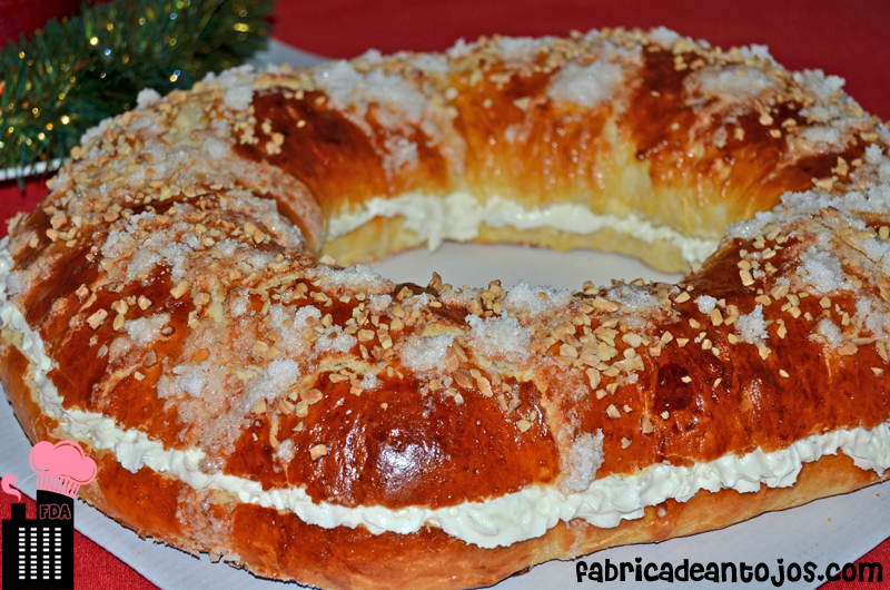 201401 4 Roscon de Reyes 8