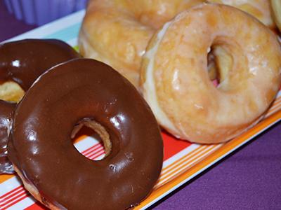 Donuts Tradicionales