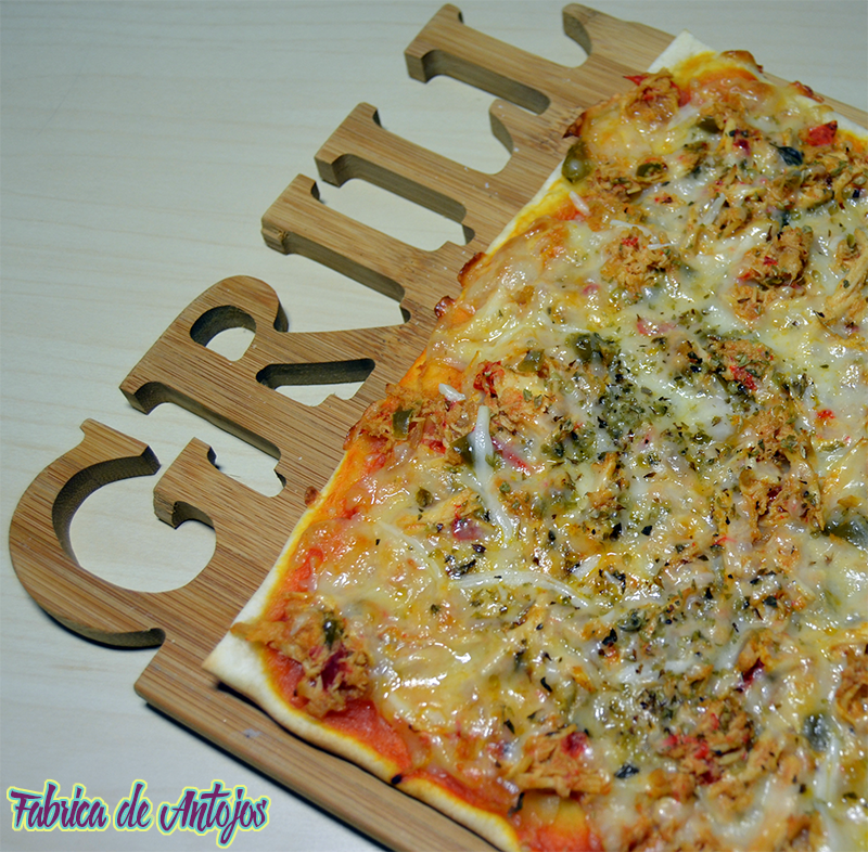 201607 5 Pizza pulled chiken 5