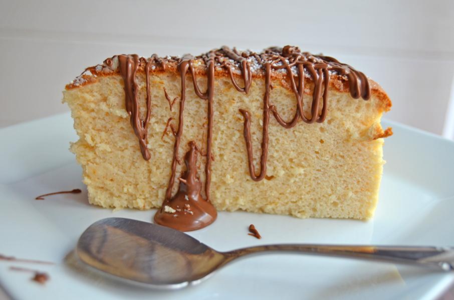 Cheesecake Japones ( Pao de Castella) - Fabrica de antojos