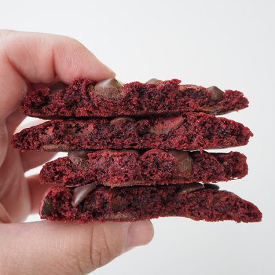 Fabrica de Antojos - Galletas Red Velvet