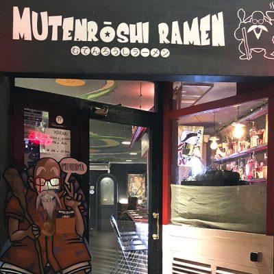 Fabrica de Antojos - Mutenroshi