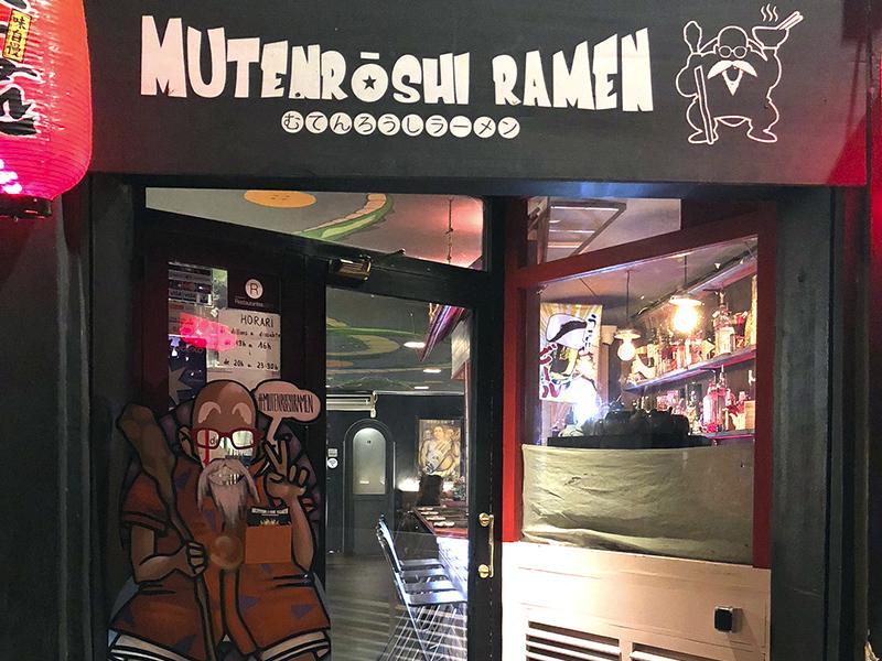 Mutenroshi Ramen