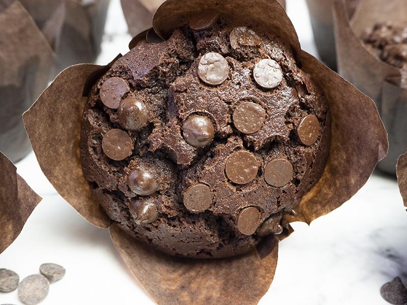 Fabrica de Antojos - Muffins chocolate