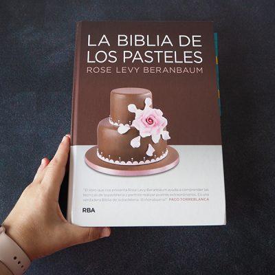Fabrica de Antojos - La biblia de los pasteles