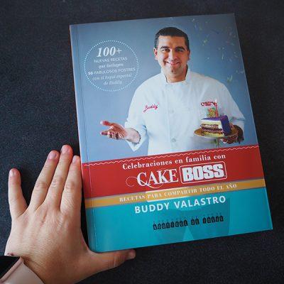 Fabrica de Antojos - Cake Boss