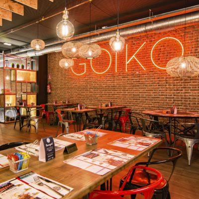 Fabrica de Antojos - Goiko Grill