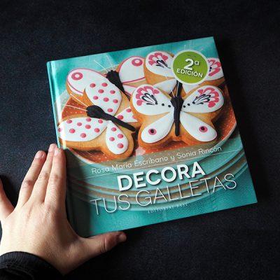 Fabrica de Antojos - Decora tus galletas