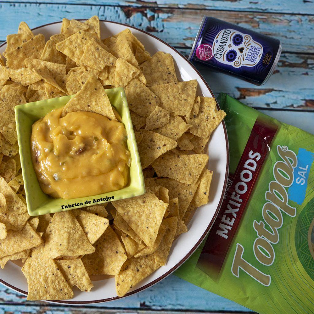 Fabrica de Antojos - Salsa para nachos
