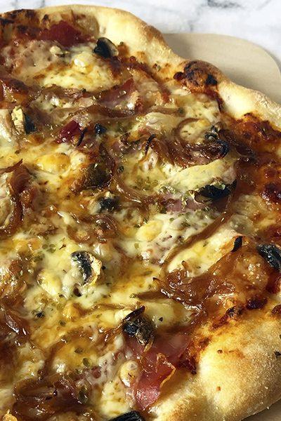 Fabrica de Antojos - Masa de pizza fermentacion lenta